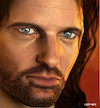 Cartoon: Viggo Mortensen - Aragorn (small) by Cartoonfix tagged viggo,mortensen,als,aragorn,herr,der,ringe,lord,of,the,rings