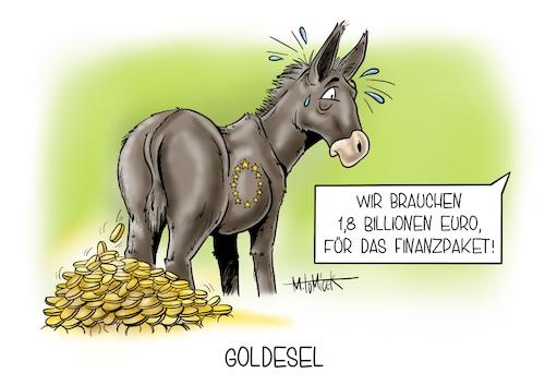 Goldesle