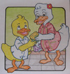 Cartoon: the honest duck (small) by jayson arellano tagged duck