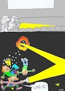 Cartoon: that moment (small) by yasar kemal turan tagged that,moment