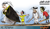 Cartoon: Arbitration in Football (small) by adwan tagged arbitration,in,football