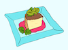 Cartoon: Dessert (small) by alesza tagged dessert sweets cake food illustration design art artwork colorful