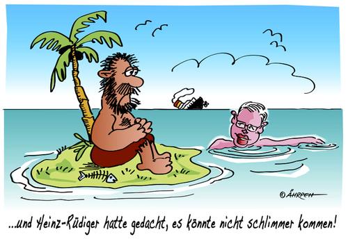 Pechstr hne von rpeter politik cartoon toonpool for Koch auf englisch