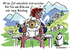 Cartoon: Auf der Alm da gibts... (small) by rpeter tagged berge,alm,schaf,mann,beziehung,sex