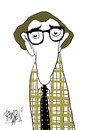 Cartoon: Woody (small) by Ramses tagged personal caricature