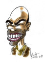 Cartoon: Roberto Saviano - Caricatura (small) by ignant tagged saviano,cartoon