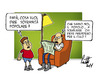Cartoon: Sovranita popolare (small) by ignant tagged cartoon,humor