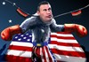 Cartoon: Boxer in Politik (small) by medwed1 tagged klitschko,boxer,ukraine