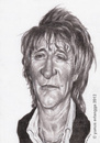 Cartoon: HBD Rod! (small) by Joen Yunus tagged pencil,rockstar,rod