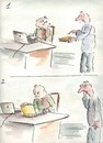 Cartoon: book (small) by Slawek11 tagged book,education,learning
