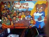 Cartoon: Bear Brand Mural Art (small) by mer tagged msl,comics