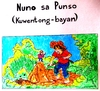 Cartoon: Nuno sa Punso (small) by mer tagged nuno,sa,punso
