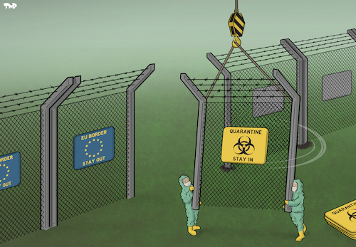 New European Border