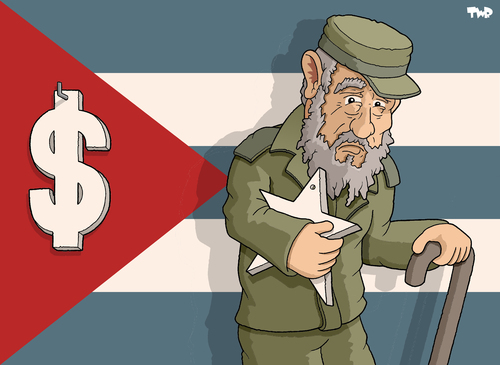 The end of communism on Cuba?