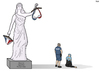Lady Justice in France