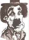 Cartoon: CHARLIE CHAPLIN (small) by Seydi Ahmet BAYRAKTAR tagged charlie,chaplin