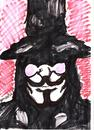 Cartoon: V FOR VENDETTA (small) by Seydi Ahmet BAYRAKTAR tagged for,vendetta