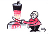 Cartoon: 50 (small) by MSB tagged 50