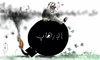 Cartoon: teroresem (small) by hamad al gayeb tagged teroresem