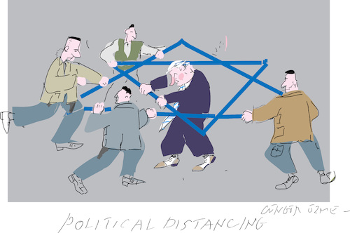 Political Distancing