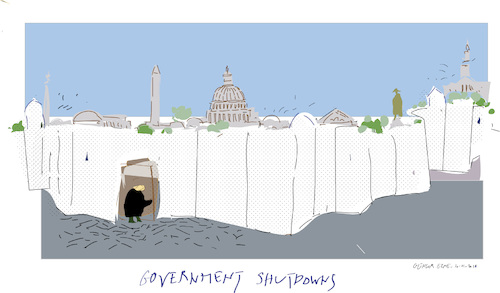 Wall against Shutdown