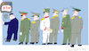 Cartoon: A bomb to ATM (small) by gungor tagged north,korea