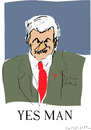 Cartoon: Bin Ali Yildirim (small) by gungor tagged turkey