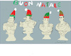 Cartoon: Buon Natale (small) by gungor tagged christmas