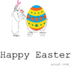 Cartoon: Happy Easter 2016 (small) by gungor tagged easteregg