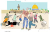 Cartoon: intifada (small) by gungor tagged middle,east