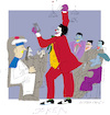 Cartoon: Joker 1 (small) by gungor tagged movie