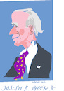 Cartoon: Joseph Biden Jr (small) by gungor tagged us,election,2020