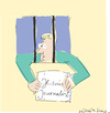 Cartoon: Journalist -2 (small) by gungor tagged turkey