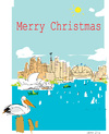 Cartoon: Merry Christmas 2015 (small) by gungor tagged greeting