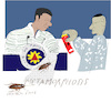 Cartoon: Metamorphosis (small) by gungor tagged philippines
