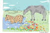 Cartoon: Ooopssss (small) by gungor tagged horse