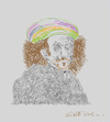 Cartoon: Rembrandt (small) by gungor tagged art