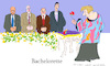 Cartoon: Rose ceremony (small) by gungor tagged germany