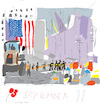 Cartoon: September 11 2019 (small) by gungor tagged usa