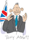 Cartoon: Tony Abbott (small) by gungor tagged australia