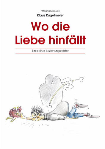 Cartoon wo die liebe hinfällt medium by kugelmeier tagged