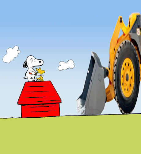 Cartoon: Snoopy... (medium) by berk-olgun tagged snoopy