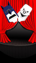 Cartoon: Batman Theatre... (small) by berk-olgun tagged batman theatre