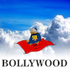 Cartoon: Bollywood... (small) by berk-olgun tagged bollywood