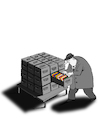 Cartoon: Bureaucracy... (small) by berk-olgun tagged bureaucracy