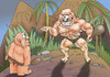 Cartoon: Cyclops... (small) by berk-olgun tagged cyclops