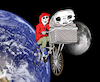 Cartoon: E.T... (small) by berk-olgun tagged et