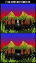 Cartoon: Find the Seven Differences... (small) by berk-olgun tagged find,the,seven,differences