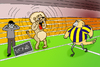 Cartoon: For Fenerbahce.. (small) by berk-olgun tagged for,fenerbahce