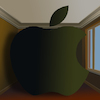 Cartoon: Jobs vs Magritte... (small) by berk-olgun tagged jobs,vs,magritte